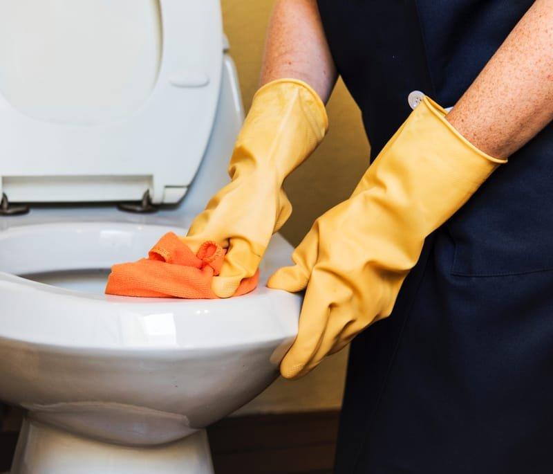 Nettoyage régulier de votre maison