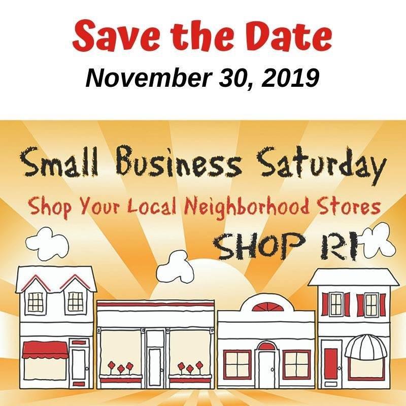 Small Business Saturday RI