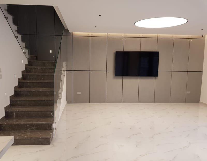 חיפוי קירות בטון אדריכלי