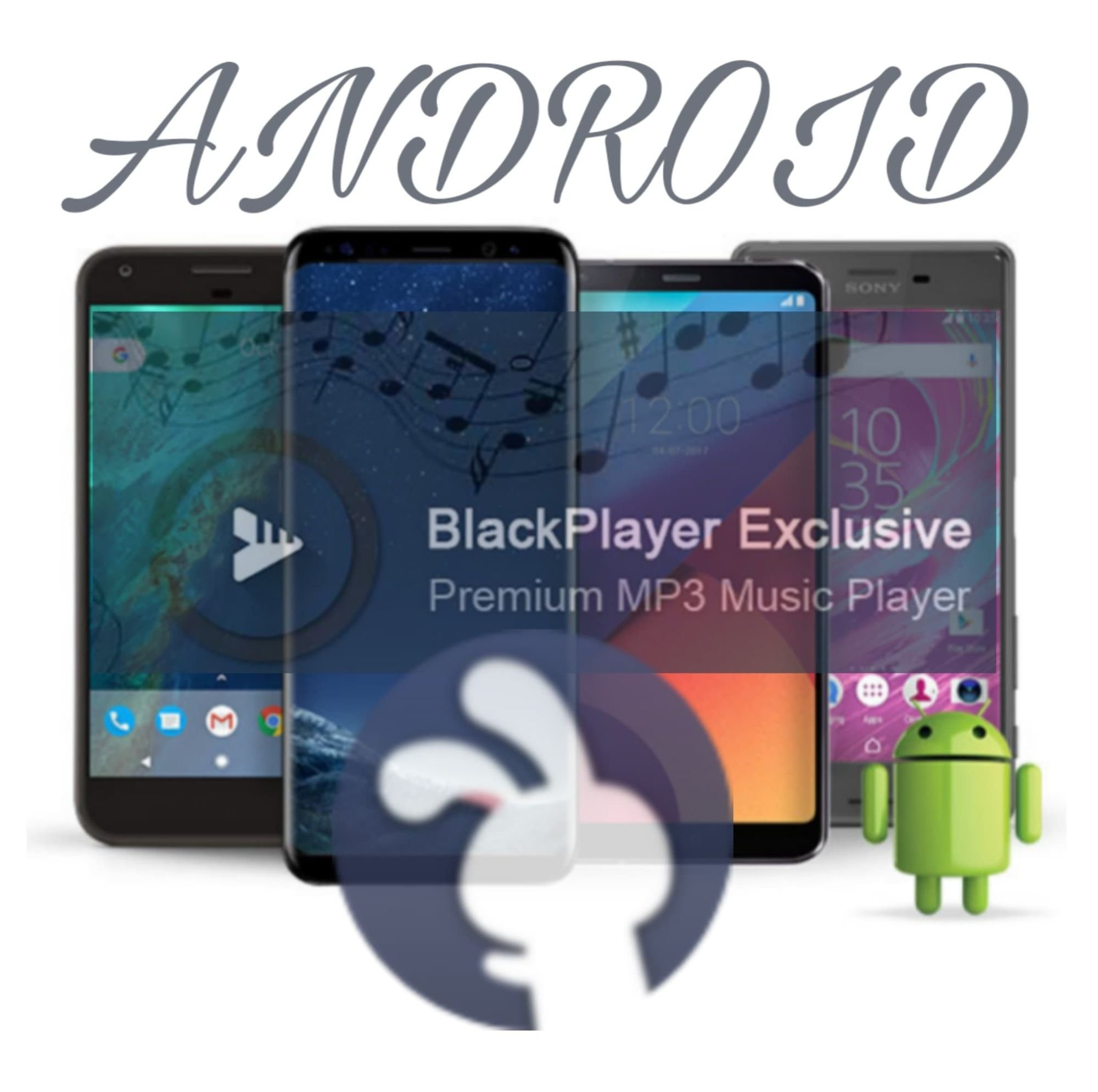 Android Latest Music Player Free Download  - BlackPlayer EX