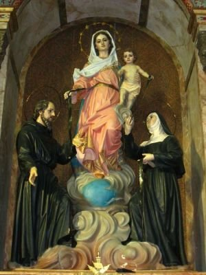 Novena to Our Lady of Consolation