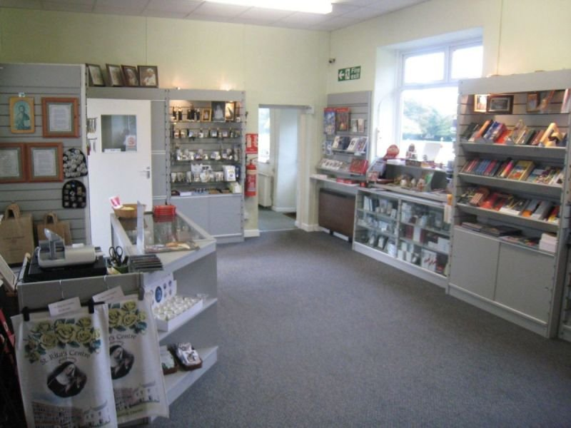St. RIta's Repository Shop