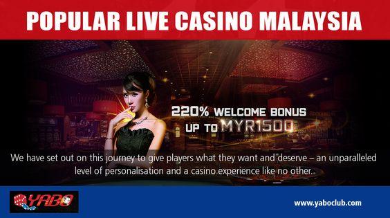 Popular Live Casino Malaysia