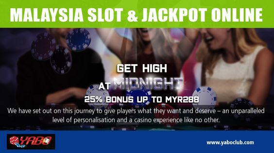 Malaysia Slot & Jackpot Online