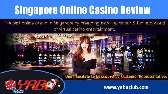 Singapore Online Casino Review