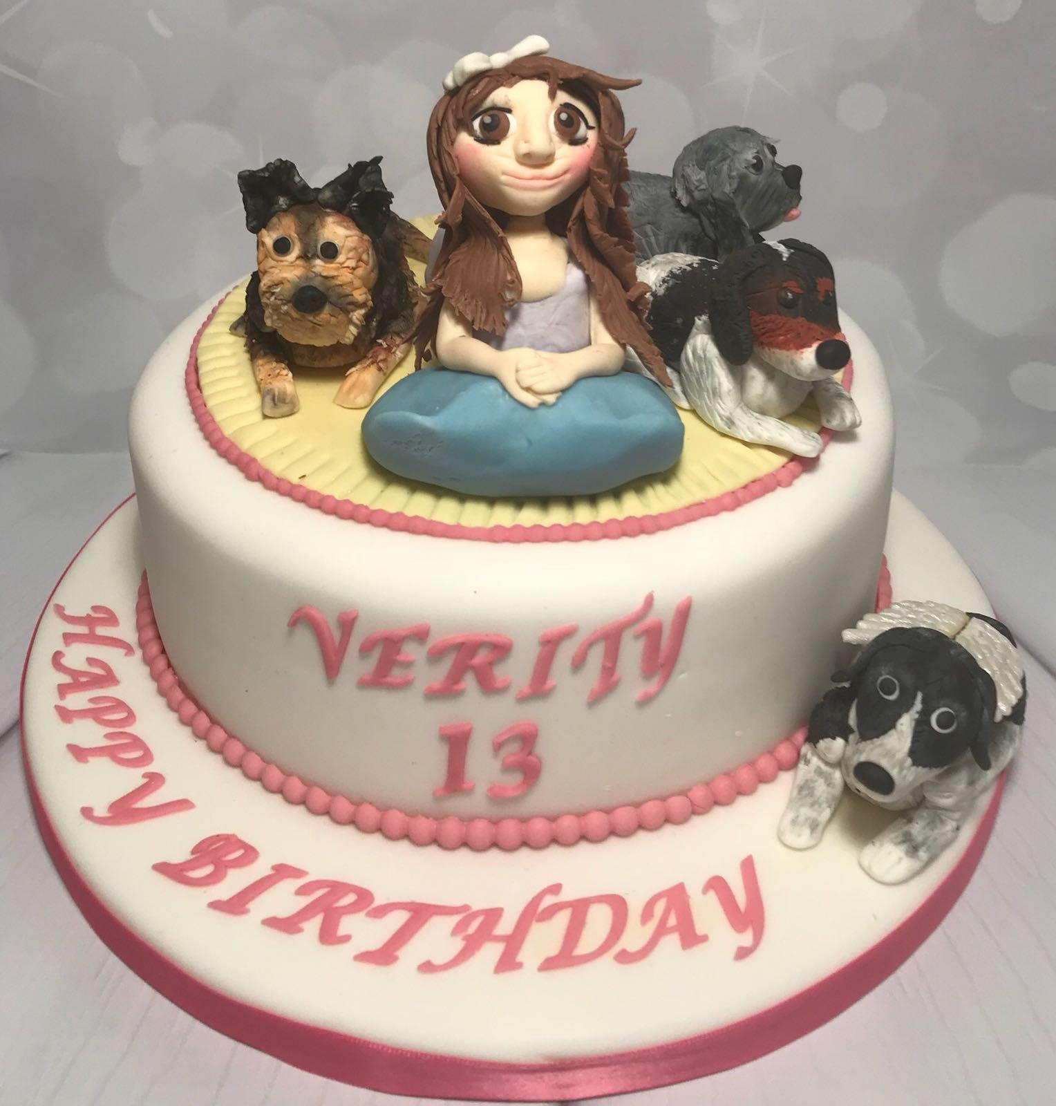 Birthday Adult/Children , Little Flower Cakes
