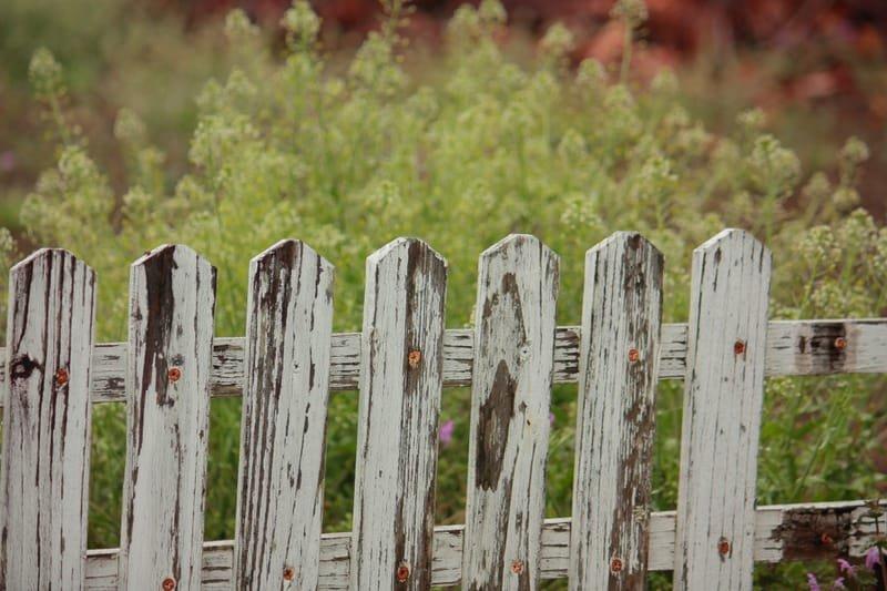 במקום לריב - תשים גדר