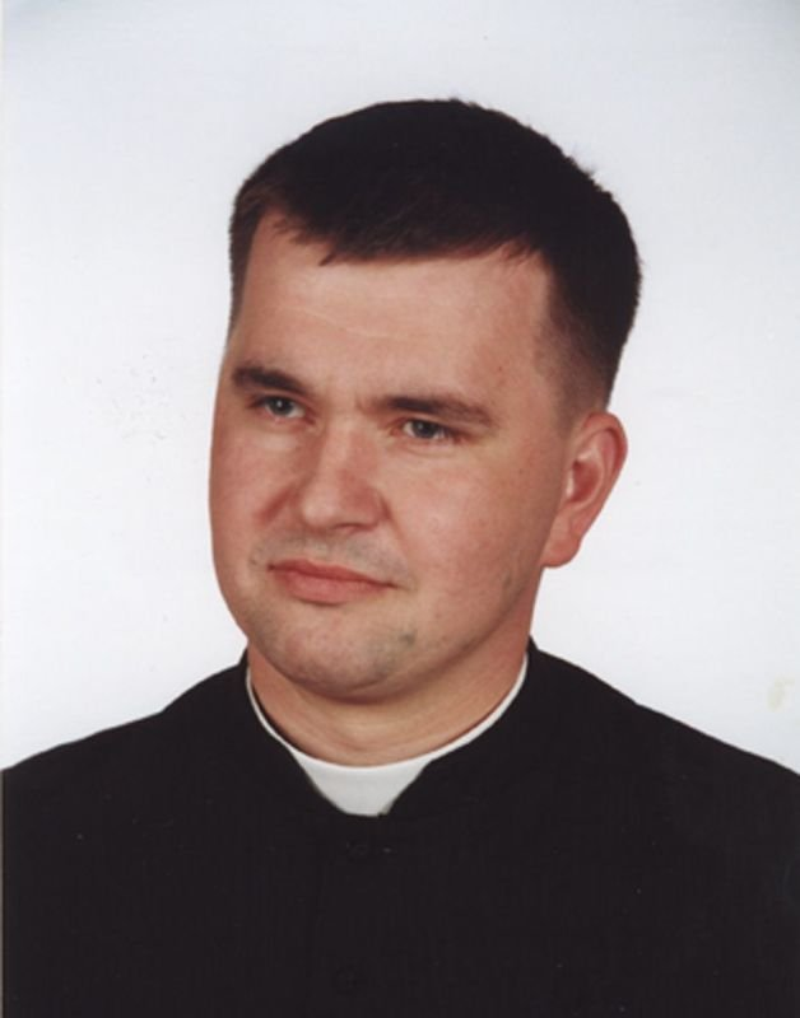 Ks. Albert Chaciewicz 1999-2001