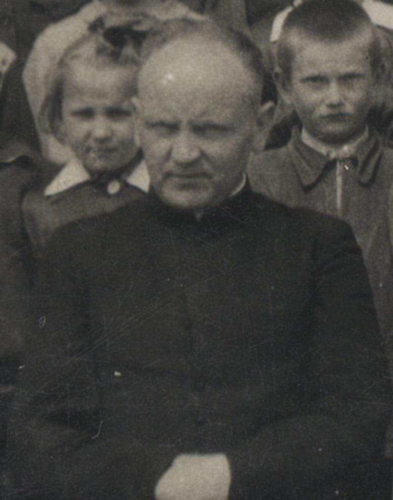 Ks. Jan Błaszczak 1952-1967 i 1979-1984