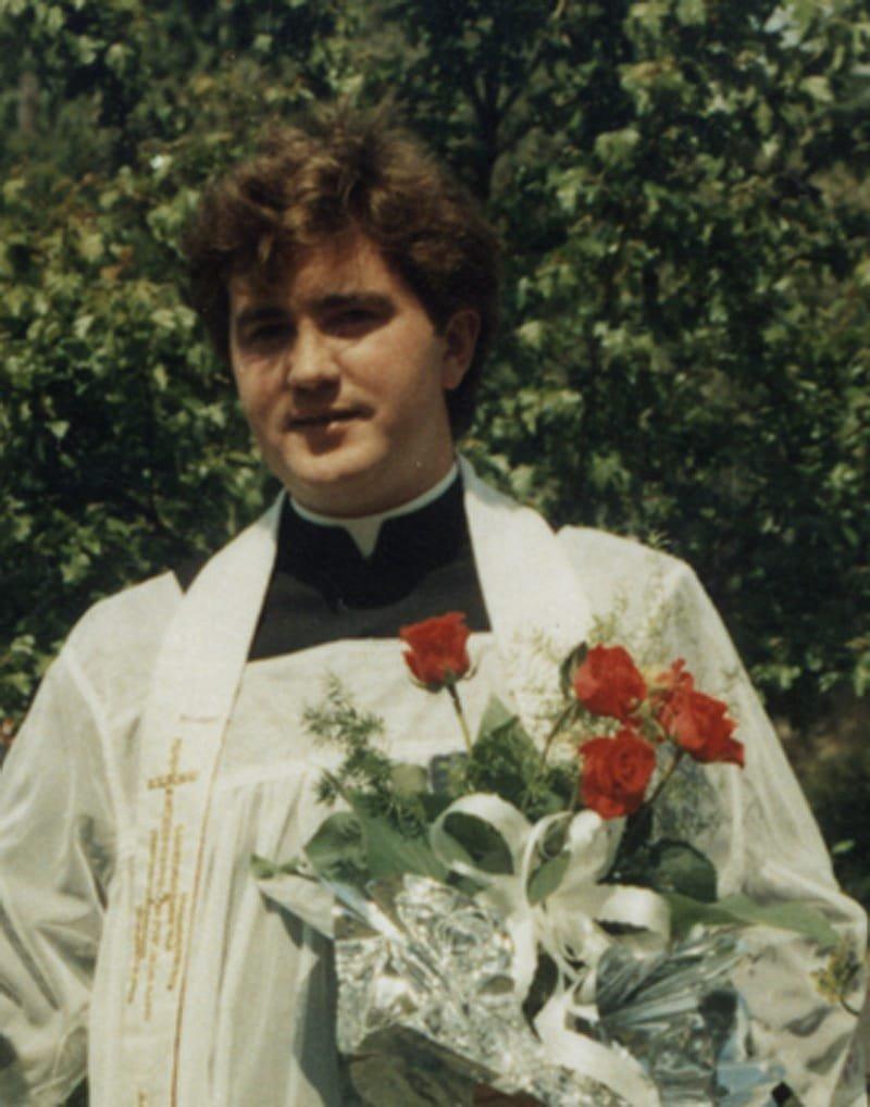 Ks. Andrzej Stawarz 1986-1991