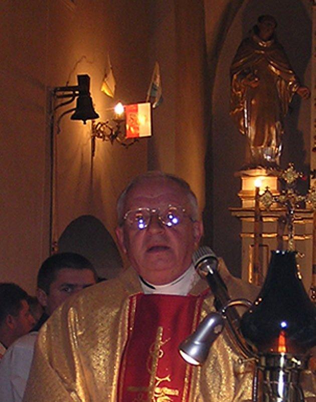 Ks. Szymon Szlachta 1996-1999