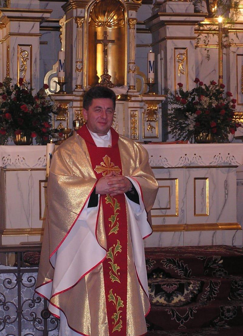 Ks. Zbigniew Bogusz 2001-2007