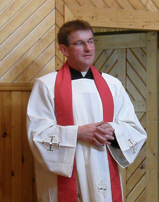 Ks. Wiesław Pecyna 2007-2010