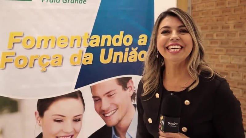 Programa Quatro Estações com Cris Souza - SBT VTV Santos