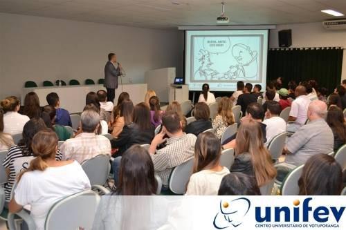 Palestra Competências e habilidades do profissional do futuro