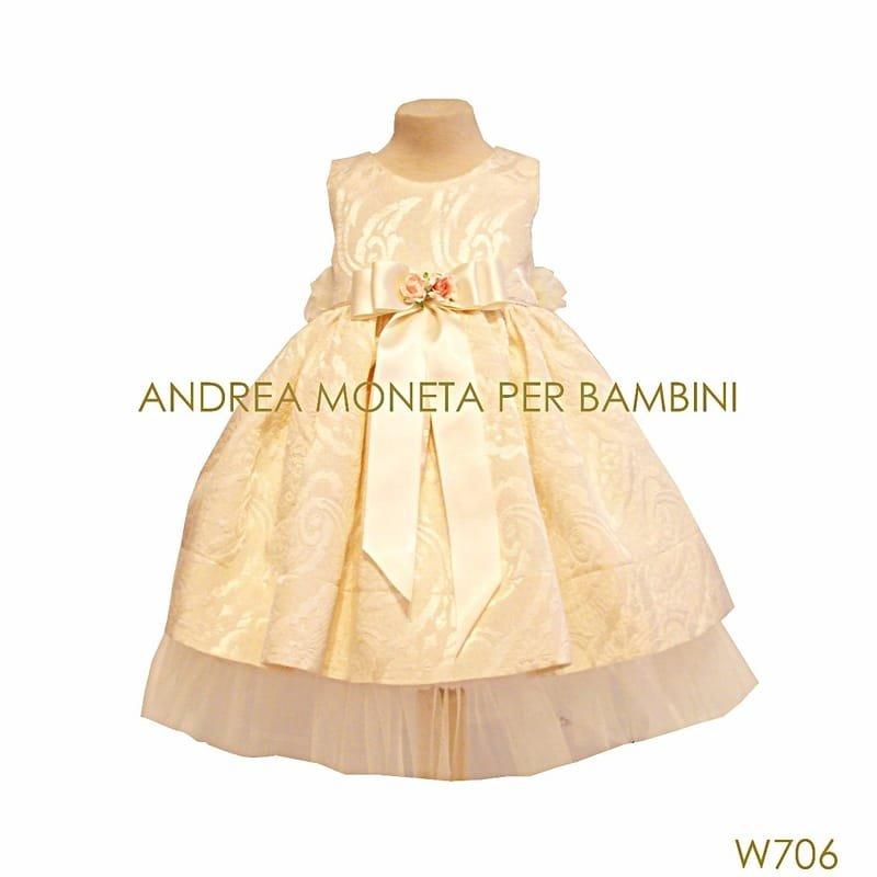 314ae4b8d ANDREA MONETA PER BAMBINI Ropa de Alta Costura para Chicos