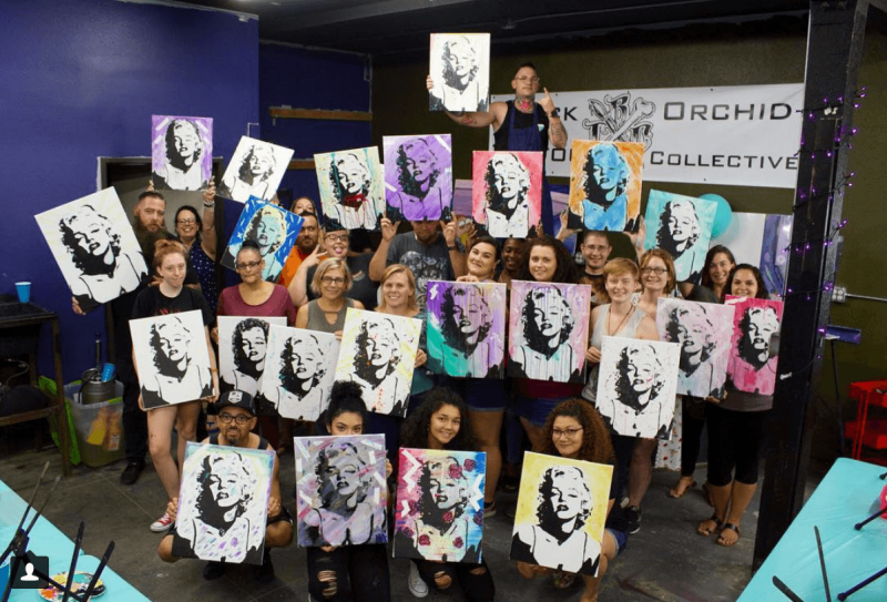 Paint Nights