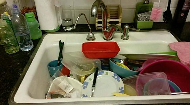 ערימת כלים