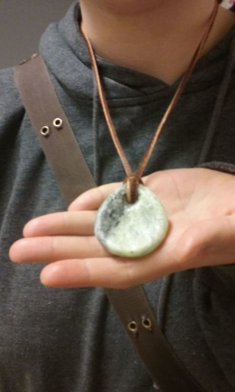 Stone Pendant Necklace - North Winds Wilderness School