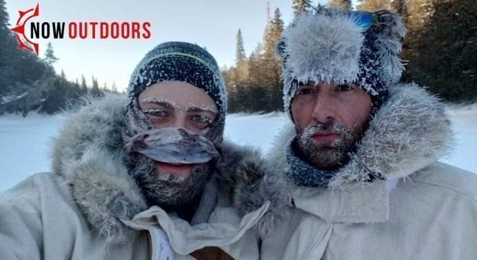 Wool, Leather, Steel, and Canvas Traditional Gear for an Expedition at 40 below - Nick Gordon