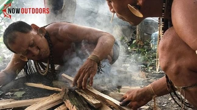 BUSHCRAFT EXPEDITION TO THE AMAZON JUNGLE- Nick Gordon