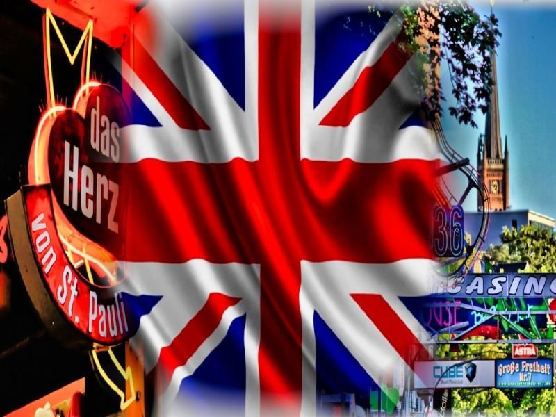 ENGLISH REEPERBAHN & BEATLES WALK AND CITY TOUR HAMBURG