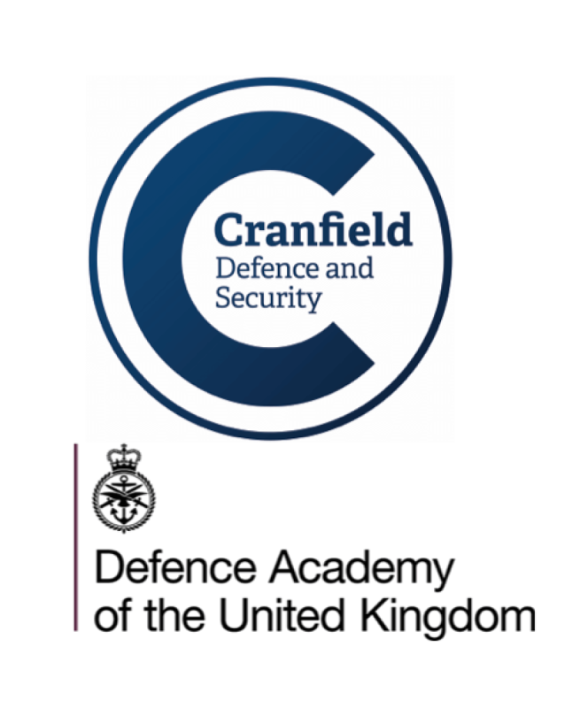 CRANFIELD UNIVERSITY , DEFENCE AND SECURITY. DEFENCE ACADEMY OF UNITED KINGDOM