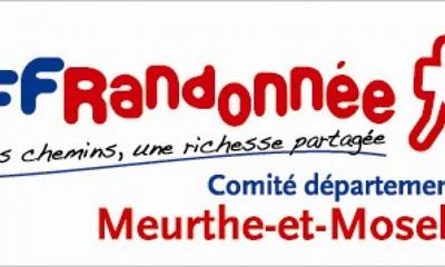 Comité Départemental FFRandonnée de Meurthe-et-Moselle