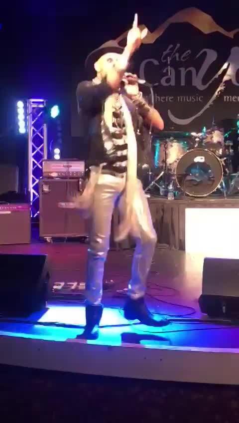 Aaron Paul #Popstar Live