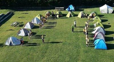 İzci Kampları