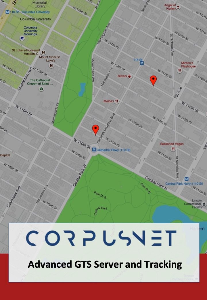 Advanced GTS Server - CORPUSNET