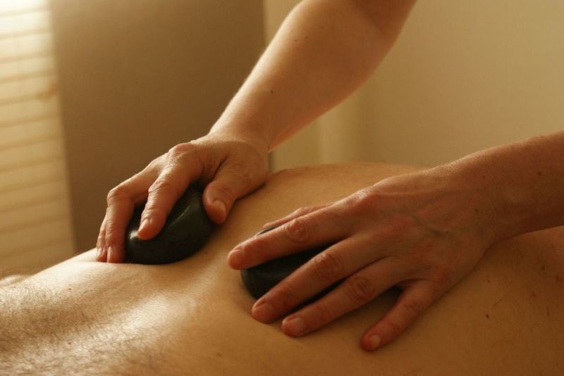 Hot stone Massage £40
