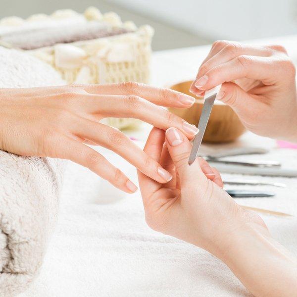 Manicure £25