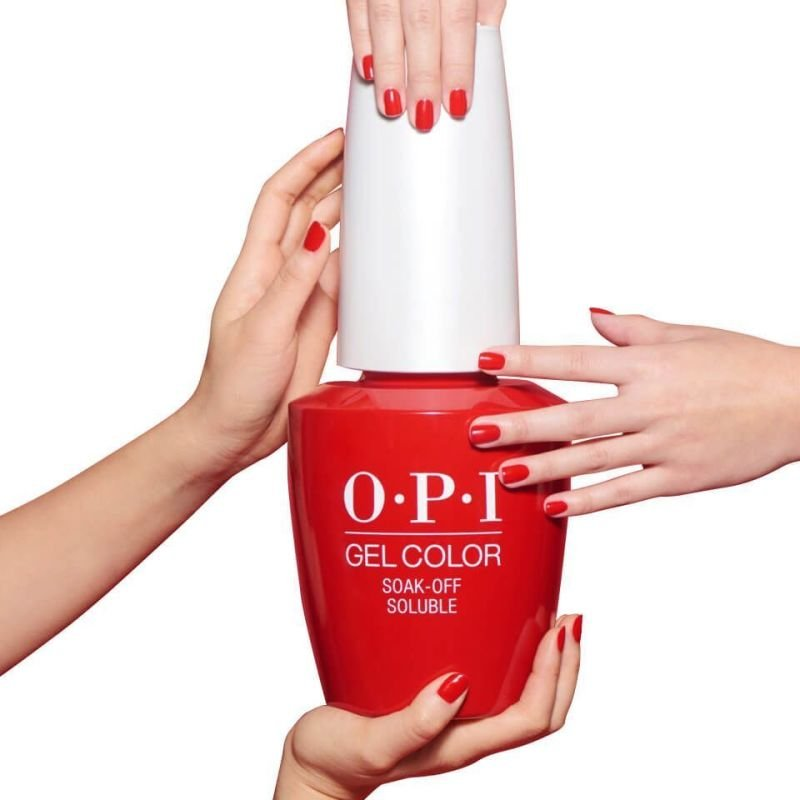 OPI Gel File and Polish £10