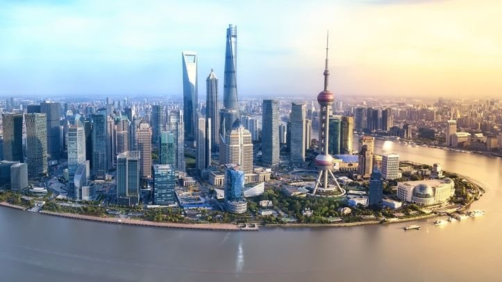 Parc Behai et Shanghai