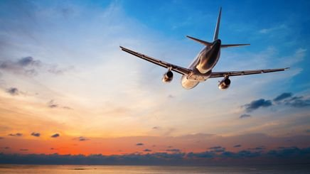 Avion retour