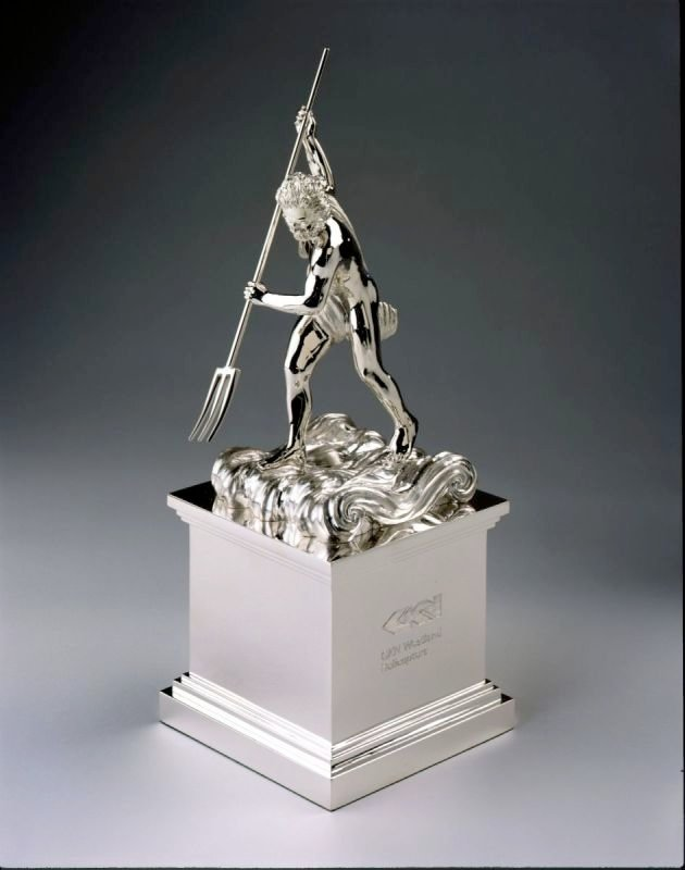 Neptune trophy for FTSE100 client