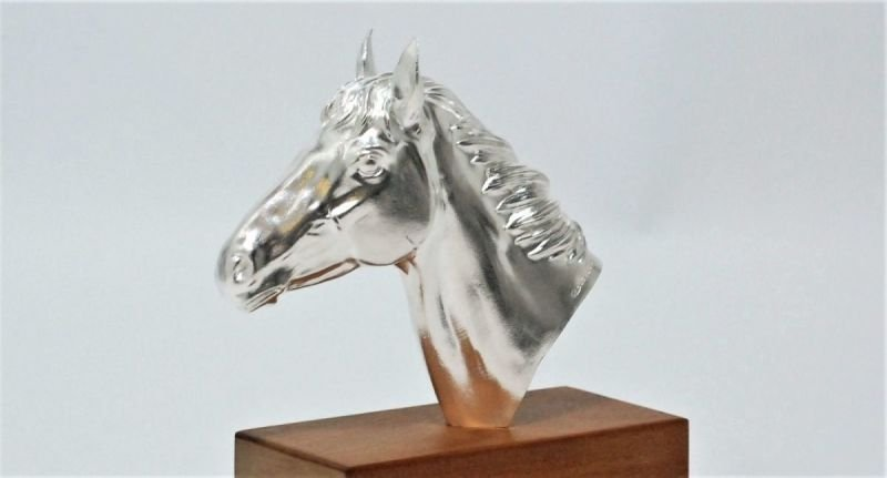 Silver race horse commission