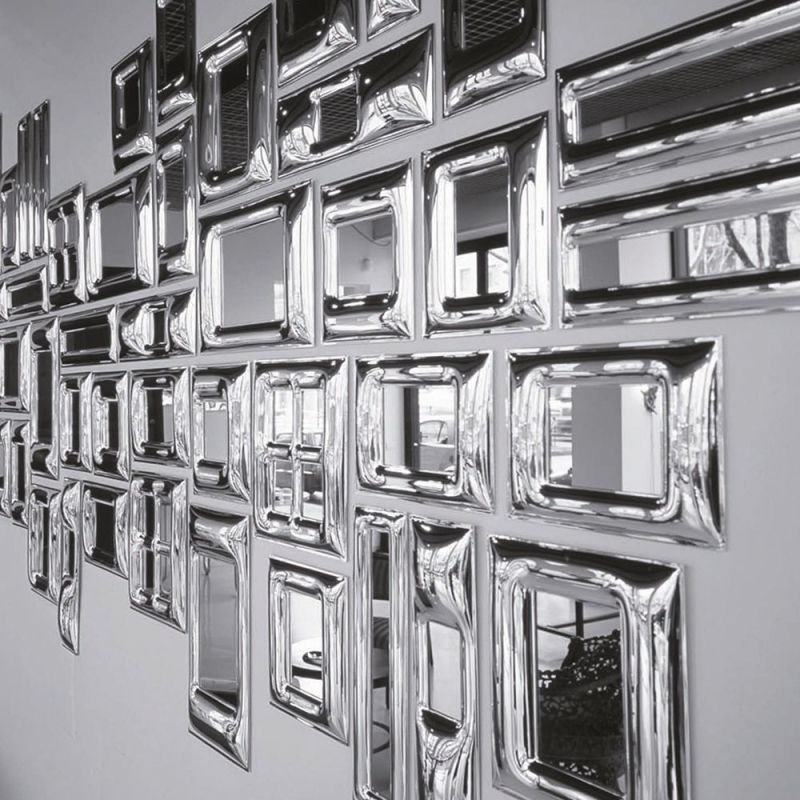 Silver & silver plated photo frames by De Vecchi