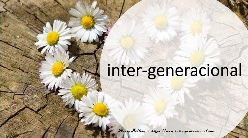 #intergeneracional #crisis #convivir #adultomayor