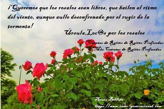 El blog de Úrsula: Loc@s por los rosales (1)