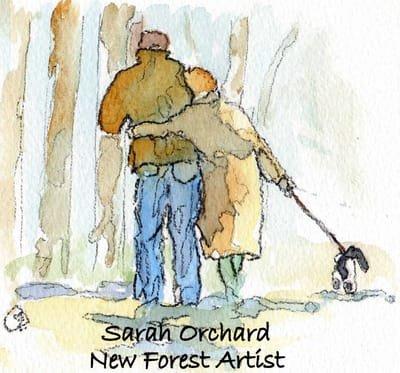 sarah orchard fine arts