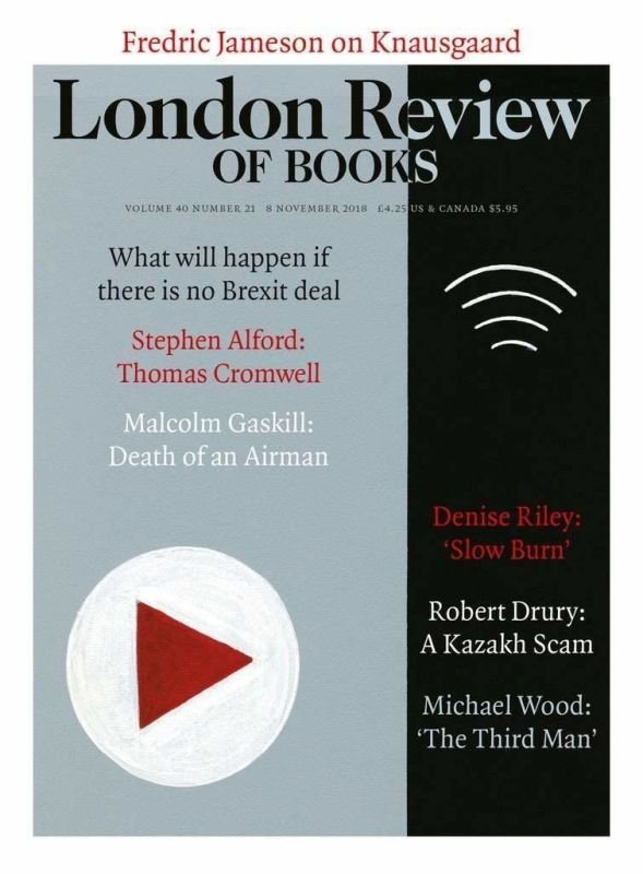 London Review of Books - Wrilink - Online Bookstore