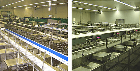 Fish Factory Packlines