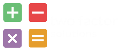Two Factor Solutions