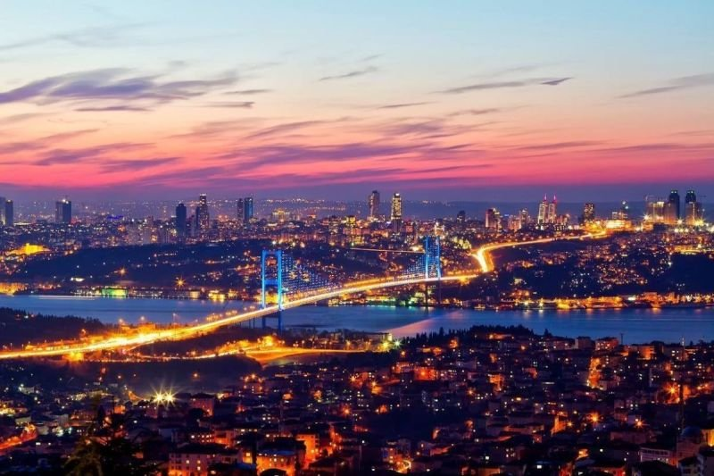 جدول سياحي رقم 3 في اسطنبول - برنامج سياحي لمنطقة اورتاكوي والبوسفور