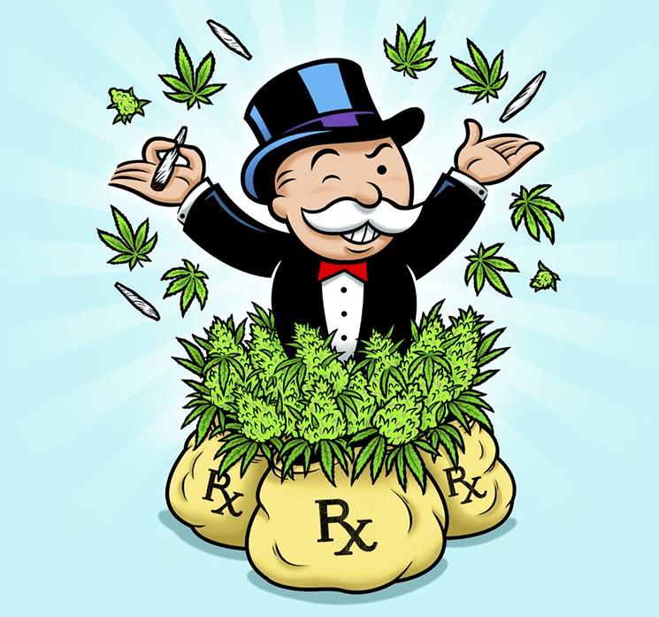 Image result for green thumb marijuana mascott