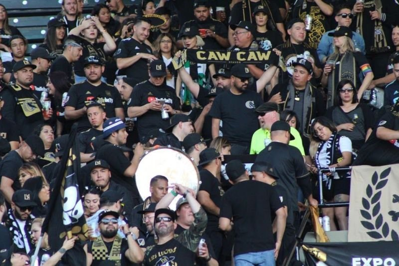 The 3252 and LAFC Cuervos