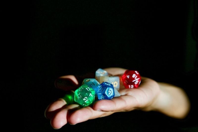 Playing Dungeons and Dragons-The Necessary Dices for Play