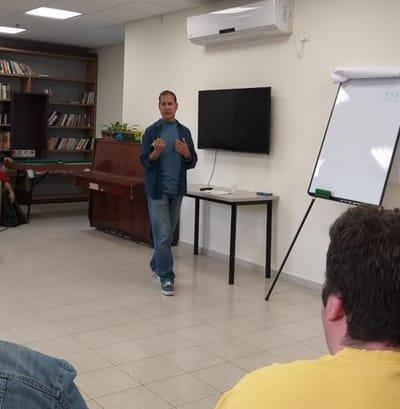 הרצאות וקבוצות